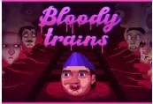Bloody trains Steam CD Key