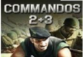 Commandos 2+3 GOG CD Key