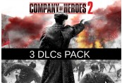 Company of Heroes 2 - 3 DLC Pack Clé Steam