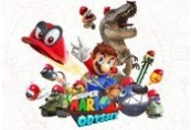 Super Mario Odyssey JAPAN Nintendo Switch CD Key