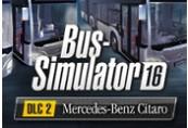 Bus Simulator 16 - Mercedes-Benz-Citaro DLC Steam CD Key