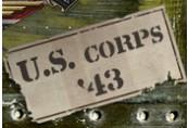 Panzer Corps -  U.S. Corps '43 DLC Steam CD Key