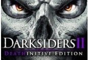 Darksiders II: Deathinitive Edition RU VPN Required Clé Steam