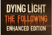 Dying Light: The Following Enhanced Edition Uncut RU VPN Required Steam Gift