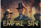 Empire of Sin Premium Edition RoW Steam CD Key