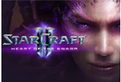 Starcraft 2 EU Heart of the Swarm Expansion BattleNet (PC/MAC) | Kinguin Brasil