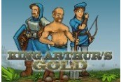 King Arthur's Gold Steam CD Key