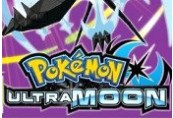 Pokemon Ultra Moon EU Nintendo 3DS CD Key