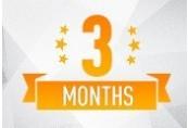 Premium Account 3 Months Subscription