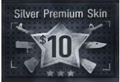 CS:GO Silver Premium Random Skin | Kinguin Case