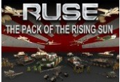 R.U.S.E - The Pack of The Rising Sun DLC EU Steam CD Key