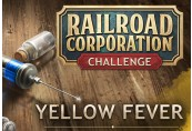 Railroad Corporation - Yellow Fever DLC Steam CD Key