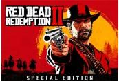 Red Dead Redemption 2 Special Edition EMEA Rockstar Digital Download CD Key