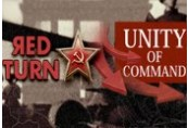 Unity of Command - Red Turn DLC Steam CD Key