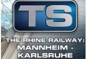 Train Simulator 2017 - The Rhine Railway: Mannheim - Karlsruhe Route Add-On DLC Steam CD Key