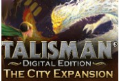 Talisman - The City Expansion DLC Steam CD Key
