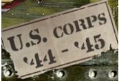Panzer Corps - U.S. Corps '44-'45 DLC Steam CD Key
