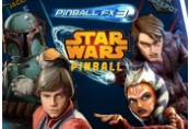 Pinball FX3 - Star Wars Pinball DLC Clé Steam