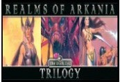 Realms of Arkania Trilogy Classic Bundle | Steam Key | Kinguin Brasil