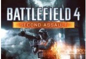 Battlefield 4 - Second Assault DLC US PS3 CD Key