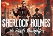 Sherlock Holmes: The Devil's Daughter EU Steam CD Key