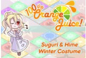 100% Orange Juice - Suguri & Hime Winter Costumes DLC Steam CD Key