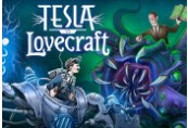 Tesla vs Lovecraft EU PS4 CD Key