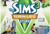 The Sims 3 Town Life Stuff Chave Origin