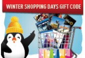Winter Shopping Days Gift Code