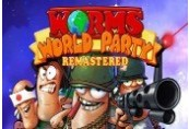 Worms World Party Remastered Steam Gift