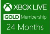XBOX Live 24-month Gold Subscription Card