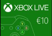 XBOX Live €10 Prepaid Card EU