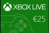 XBOX Live UE 25 EUR Pré-Pagos | Kinguin