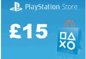 PlayStation Network Card £15 UK