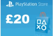 PlayStation Network Card £20 UK