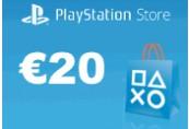 Playstation Network Card €20 FR