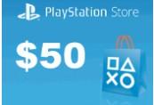 Playstation Network Card $50 AU