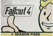 Fallout 4 + Season Pass Steam CD Key