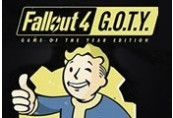 Fallout 4 GOTY Edition RU VPN Required Steam CD Key
