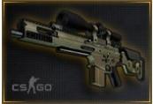 Sniper Rifle SCAR-20