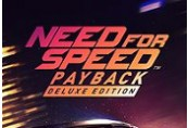 Need for Speed Payback - Deluxe Edition US PS4 CD Key
