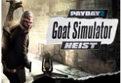 PAYDAY 2: The Goat Simulator Heist DLC Steam CD Key
