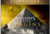 Assassin's Creed: Origins Gold Edition EU Uplay Activation Link