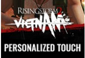 Rising Storm 2: Vietnam - Personalized Touch DLC EN Language Only Steam CD Key