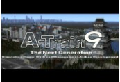 A-Train 9 V1.0 : The Next Generation Steam CD Key
