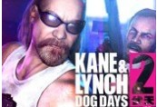 Kane & Lynch 2: Dog Days UNCUT Steam Key
