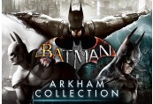 Batman: Arkham Collection Steam CD Key