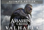 Assassin's Creed Valhalla Ultimate Edition XBOX One CD Key
