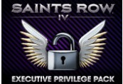 Saints Row IV - The Executive Privilege Pack DLC Steam CD Key