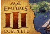 Age of Empires III: Complete Collection EU Steam GYG Gift